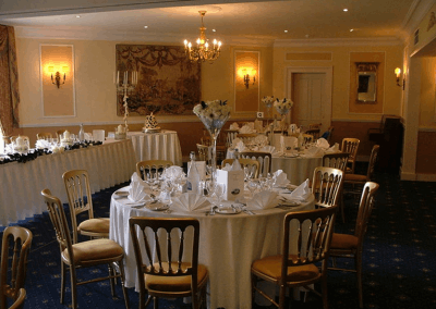 Esseborne Manor Hotel - Wedding Reception